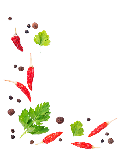parsley-red-chili-and-black-pepper-on-white-E6NP8Z3-removebg-preview
